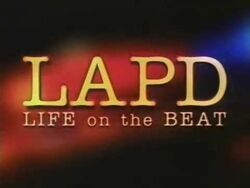 LAPD Life on the Beat