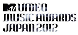 2012 MTV Video Music Awards Japan logo