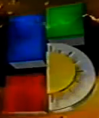 Logo Canal 5 1998
