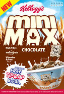 Mini Max Chocolate Tip and Sip promation