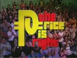 The Price is Right Phillipines 2001-2003