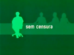 Sem Censura - 2004 logo