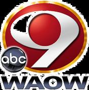 WAOW 9 logo
