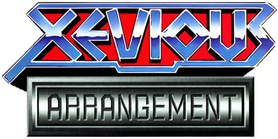 Xevious arrangement