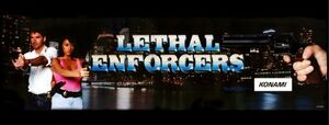 Lethal Enforcers marquee-1