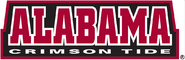 1458 alabama crimson tide-wordmark-2001