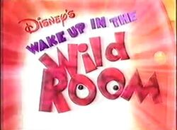 Disney's Wake Up in the Wild Room