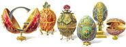 Google Peter Carl Fabergé's 166th Birthday