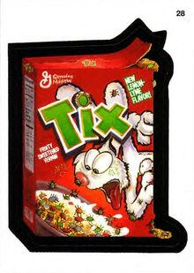 Tix-cereal