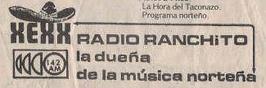 XEXXRadioRanchito