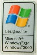 Designed for xp 2000
