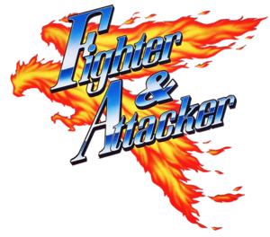 Fighter and attacker logo by ringostarr39-d6astxe