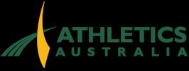 Athletics Australia 1999-2005 logo