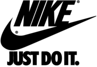 NikeLogowithSlogan