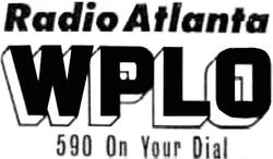 WPLO Atlanta 1965