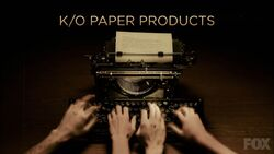 KO Paper Products
