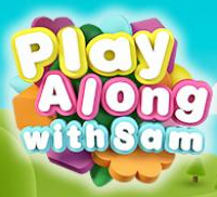 Play Along with Sam logo
