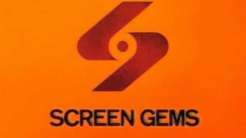 Screen Gems TV (1965) NBC Productions (1966) logo combo
