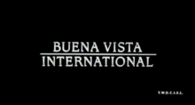 Buena Vista International (with Byline)