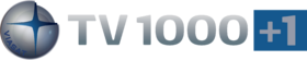 TV1000 1 logo 2009j