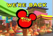 Toon disney pot bumper