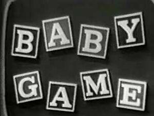 Babygame