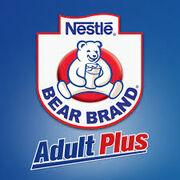 Bear Brand Adult Plus logo 2015