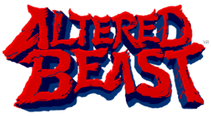 Altered Beast trophy logo