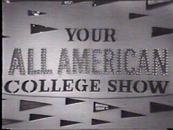Yourallamericancollegeshow