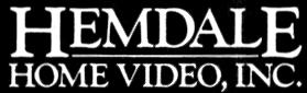 Hemdale Home Video, Inc.