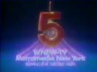WNEW 5 1981