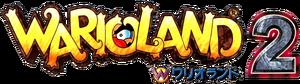 Japanese Logo - Wario Land II