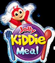 Jolly Kiddie Meal Logo 2016