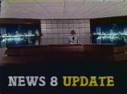 WROC News 8 Update 1987