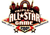 2001 Triple-A All-Star Game logo