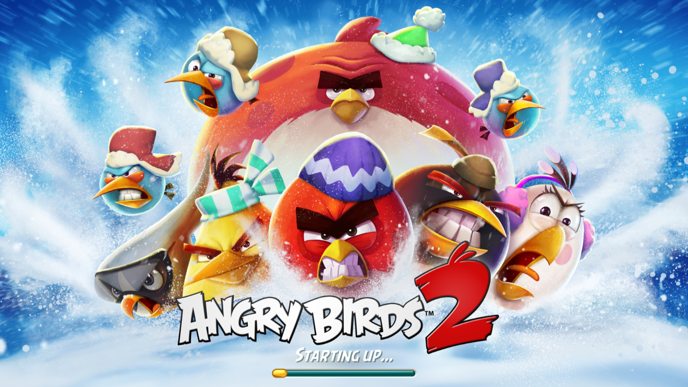 AngryBirds2Christmas2015LoadingScreen