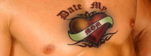 Date my mom logo