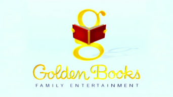 Golden Books Family Entertainment logo
