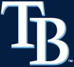 Tampa Bay Rays cap insignia
