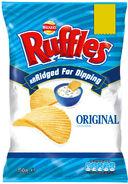 Walkers Ruffles Original