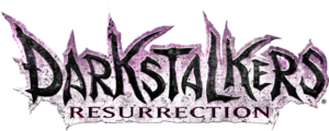 Darkstalkers Resurrection Logo - Transparent-620x248