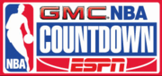 ESPN On ABC-TV's The GMC NBA Countdown Video Open From The Early 2010's