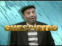 CHESPIRITO LOGO 1994