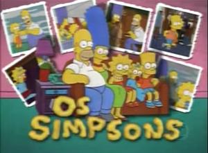 Os Simpsons na Globo 2001