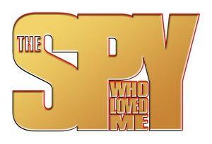 The Spy Who Loved Me Logo 2
