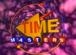 Time masters logo 1996