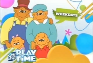 YTV Playtime BernstienBears Promo