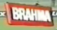 Logotipo de Oferecimento do Futebol na Globo (1999) Brahma Chopp