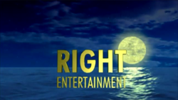 Right Entertainment 2001 logo