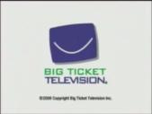 Big Ticket Television rare